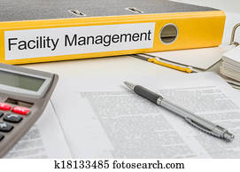 Folder with the label Facility Management