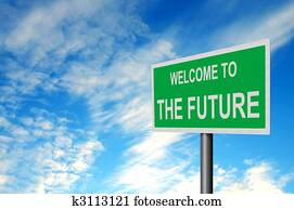 Welcome to future sign