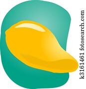 Mangofruit illustration