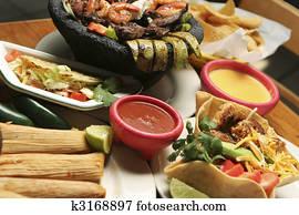 Mexican Food - Horizontal
