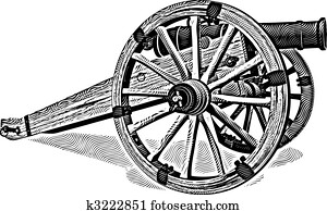 Cannon engraving