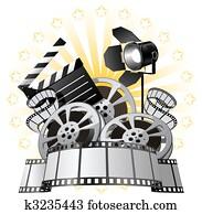 Film Premiere poster