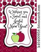 holiday Rosh Hashanah