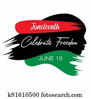 Juneteenth or Afro-American Freedom day