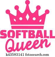 Softball queen