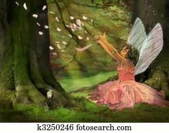 Feather Fairy
