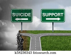 Suicide and support
