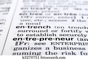 Entrepreneur Defined