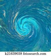 Hurricane or Tornado Background