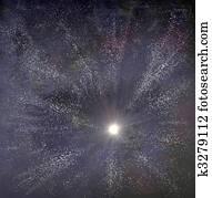 The Big Bang, Birth of the Universe