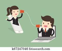 Communications.