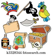 Pirate collection 10