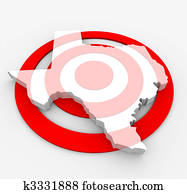 Target Texas - Marketing Concept
