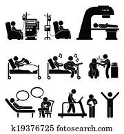 Hospital Medical Therapy Treatment