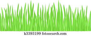 Green Grass (vector)