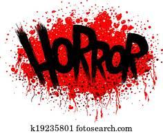 Horror Text