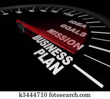 Business Plan - Speedometer