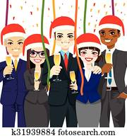 Business Christmas Party