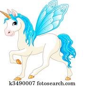 Fairy Tail Blue Horse