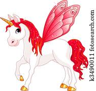 Fairy Tail Red Horse