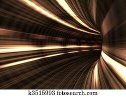 Tunnel Blur / Concept Of Speed