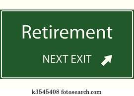 Retirement Vector