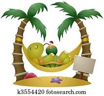 Turtle on Vacation