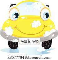 autowaschanlage, service