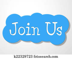Join Us Means Sign Up And Application
