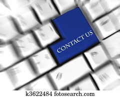contact us - enter sign