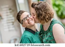 Rugueux poilu gay sexe