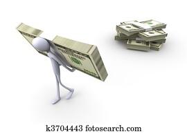 Pick up your cash