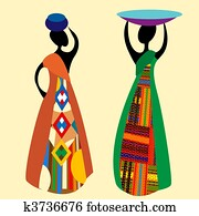Traditional african