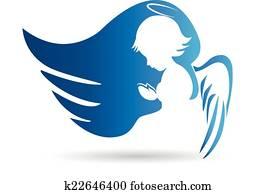 blauer engel, logo