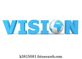 Vision World Blue