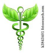 Alternative Medicine Symbol