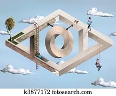 Impossible Geometric Architecture