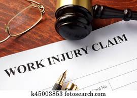 Worker compensation.