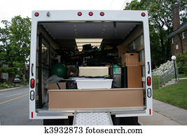Full Moving Truck
