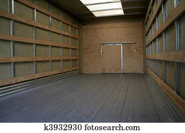 Moving Truck Interior