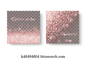 Burst pink background