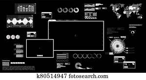 Futuristic PC 80s-90s