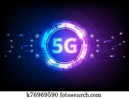 5g, technologie