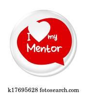 Love My Mentor Badge