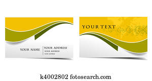Business card clip art and illustration 368437 business card business card set colourmoves