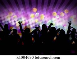 image of dancing people