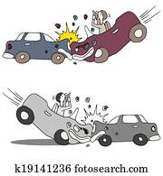 Texting Car Accident