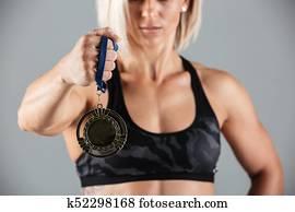 athletische frauen