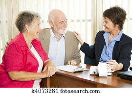 Seniors with Accountant