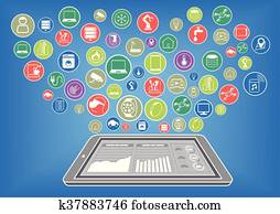 Tablet and IOT